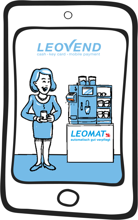 LEOVEND App